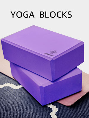 Overmont yoga blocks