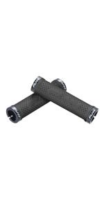 ligeros y ergon/ómicos para MTB Funn Hilt Pu/ños para manillar de bicicleta de monta/ña con abrazadera de bloqueo individual