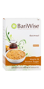 BariWise Protein Oatmeal