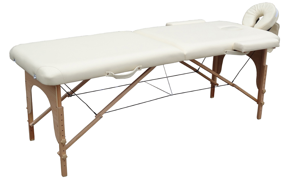 Lettino Massaggio Subito It.Lettino Da Massaggio Lettini Per Massaggi 2 Zone In Legno