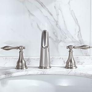 wideset faucet