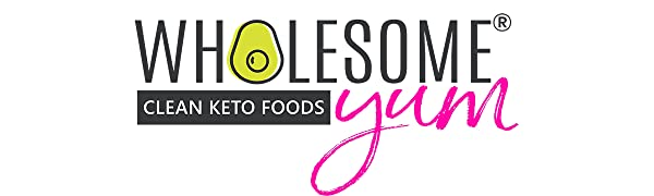 wholesome yum foods clean keto food ketogenic low carb gluten free healthy natural ingredients