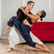 mens womens cotton lounge hippie boho dance hip hop maternity harem yoga pants for men women