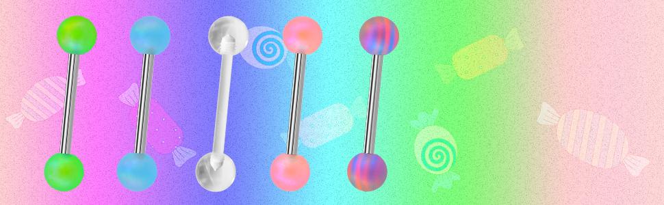 tongue bar