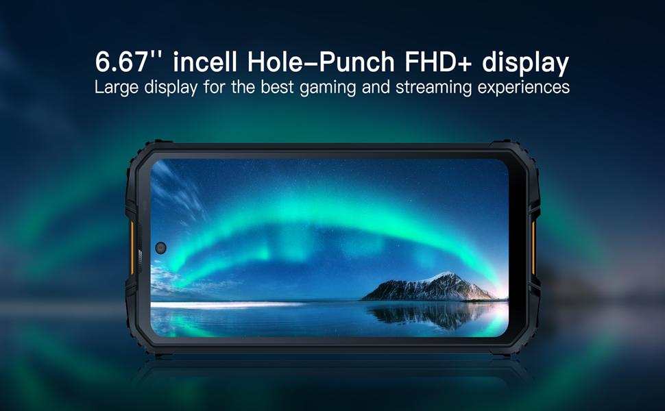 FHD+ smartphone