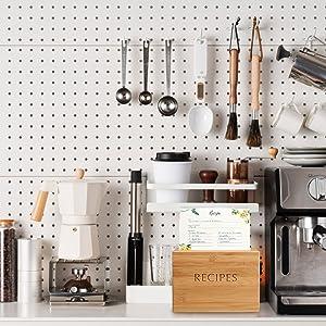 Kitchen gifts, kitchen organizer