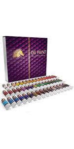 oil paints 48