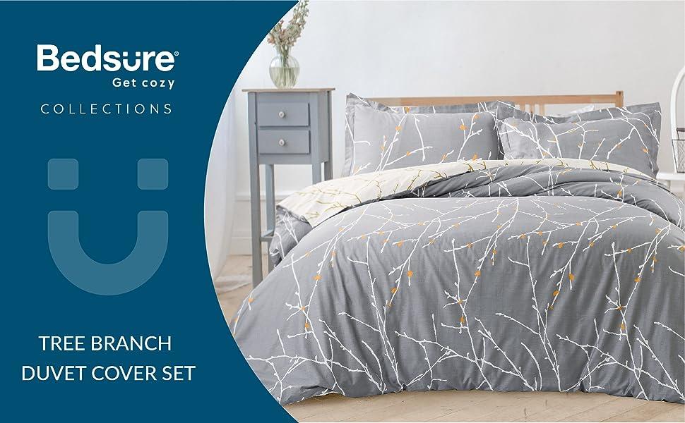 Bedsure Duvet Cover Set