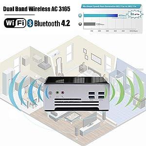 Wireless & Bluetooth