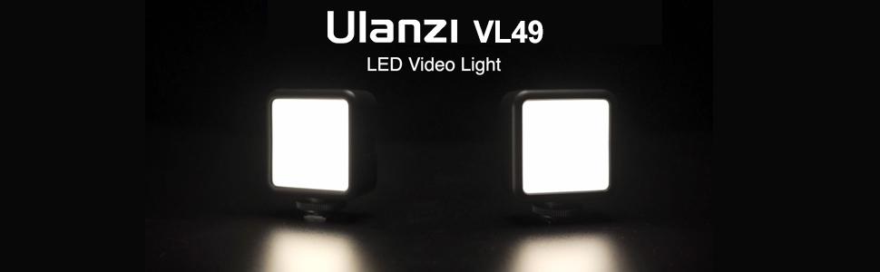 ulanzi video light