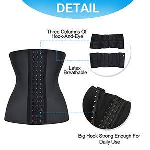 magen korsett för bantning under bröstkorsett feelingirl buken korsett helbröst
