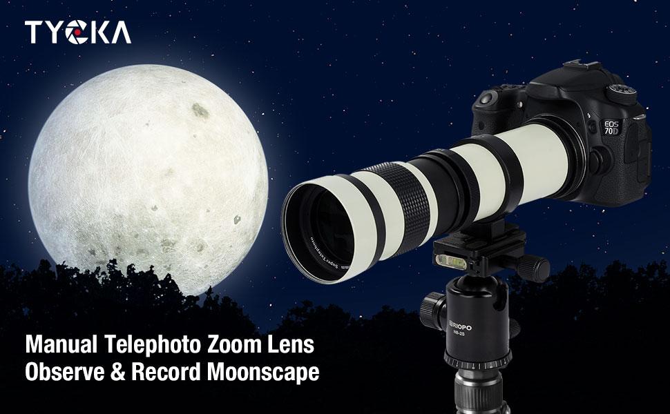 Ultra-Telephoto Lens