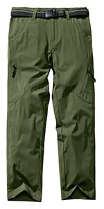 Kids'Cargo Pants, Youth Boys' Hiking Pants Casual Outdoor Boy Scout Uniform Trial Pants