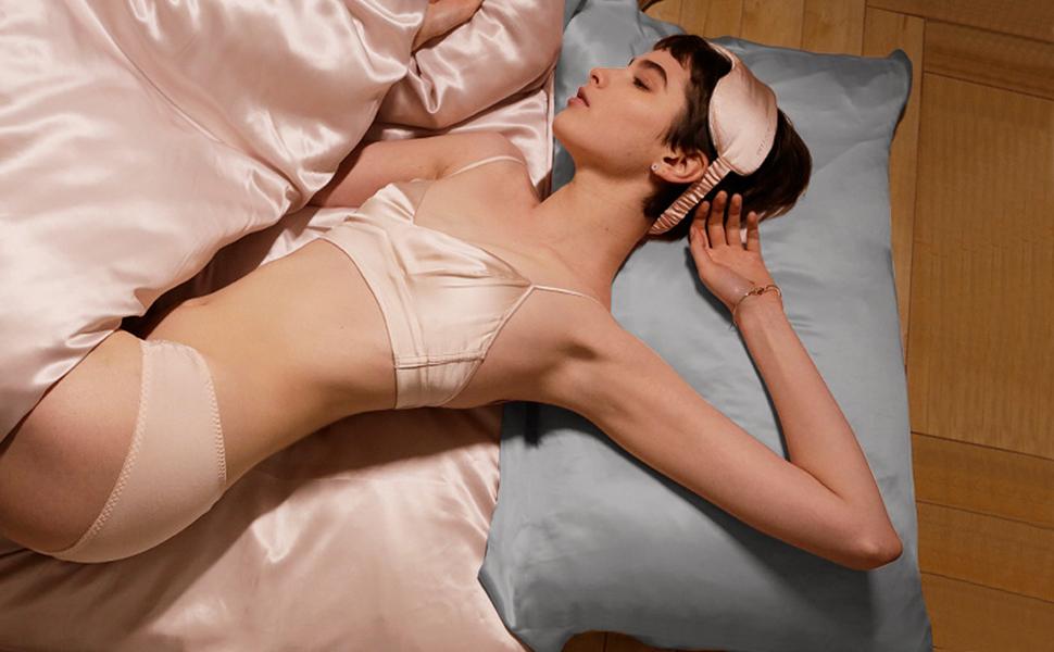 Muama luxury pillowcases