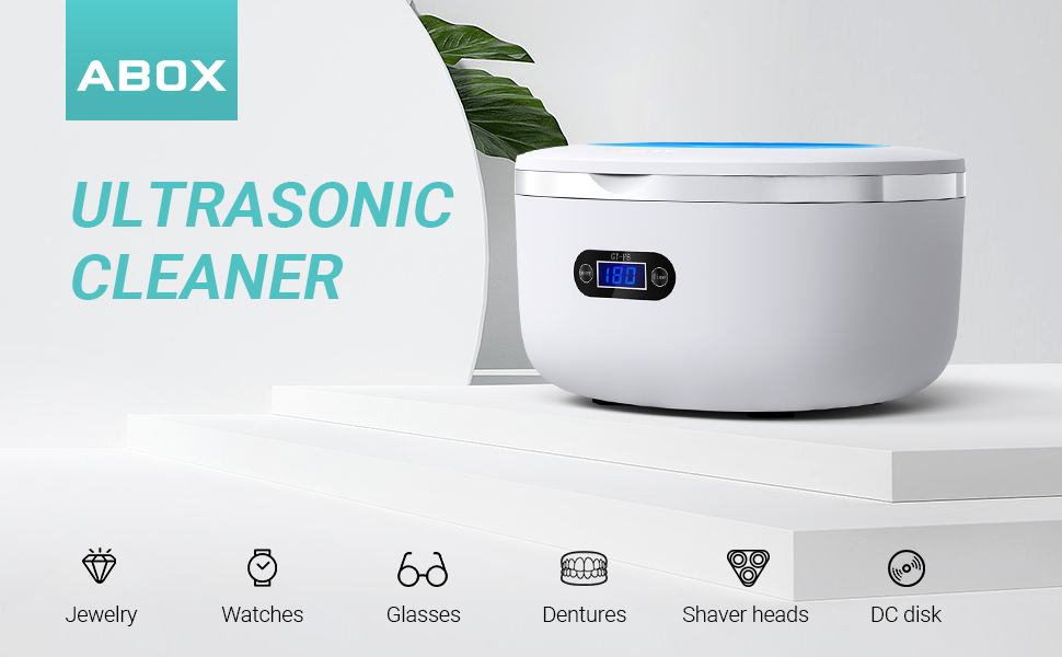 ABOX Ultrasonic Cleaner