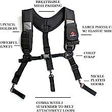 tradegear suspenders