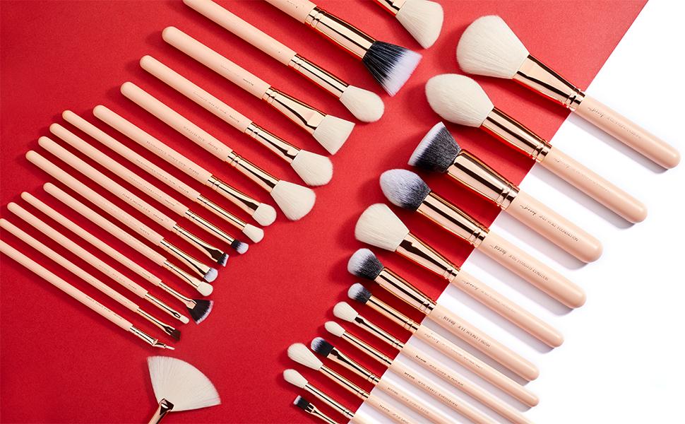 highend cosmetic brush set