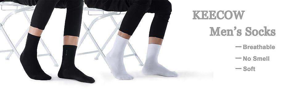keecow men's socks