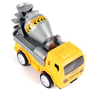 mixer truck toy