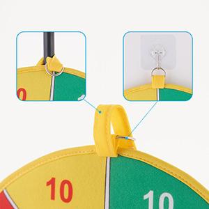 kids dartboard
