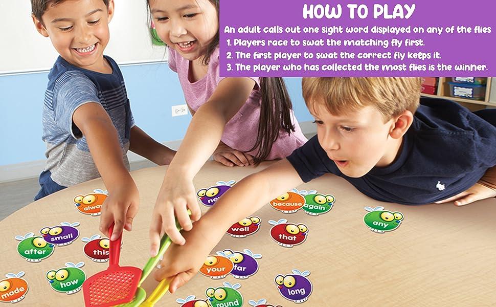 kids toy learn