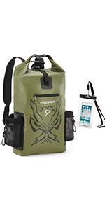 dry backpack