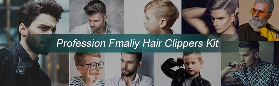 Professional Hair Clippers