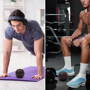 GIRO Massage Balls Deep Tissue for Myofascial
