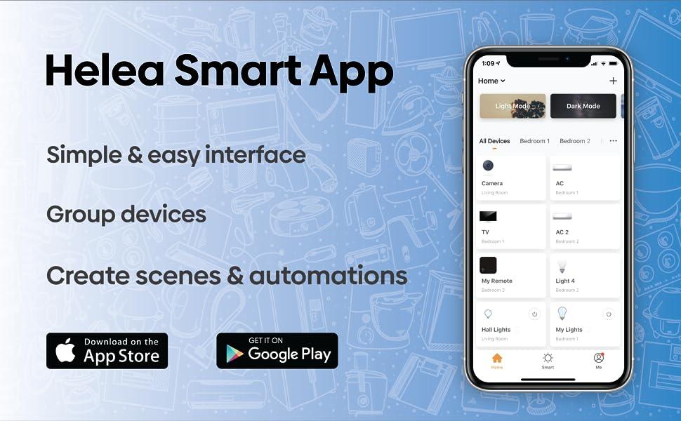 Helea Smart App