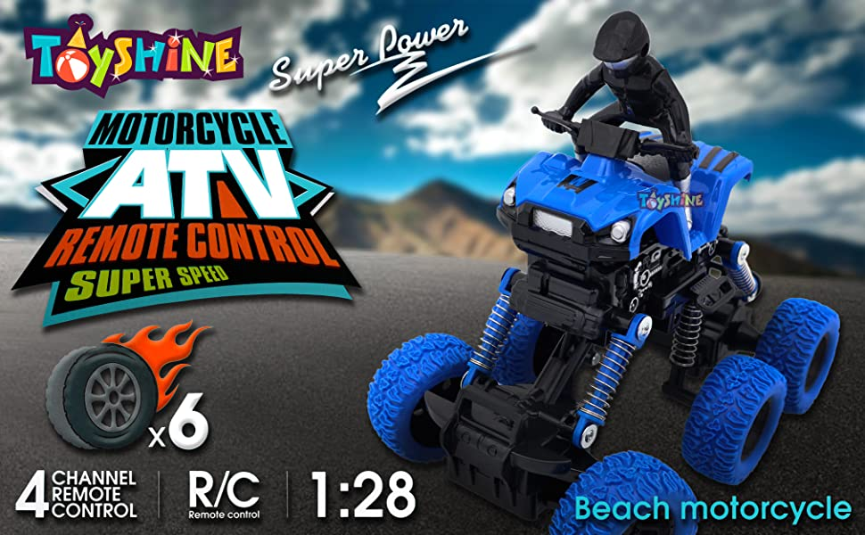ATV REMOTE CAR Toys and games