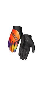 trixter dirt giro bike gloves