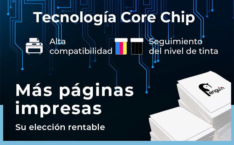 Tecnología Core Chip
