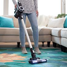 Simplicity Stick Vacuum, carpet vacuum, cordless vacuum, cord free vacuum, vacuum stick