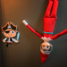 TwistieMag Magnetic Elf On The Shelf Helper