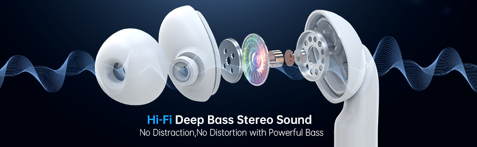 Hi-Fi Deep Bass Stereo Sound