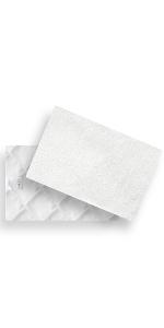 2pcs steam mop pads