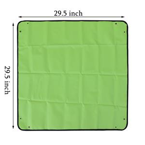 garden work mat