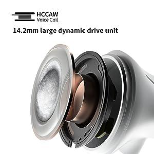 Large Dynamic Drive Unit