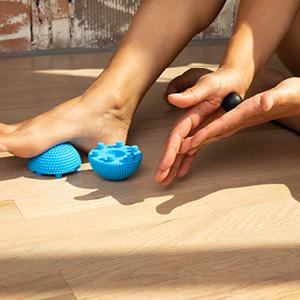 Neuro Ball Feet and Hands