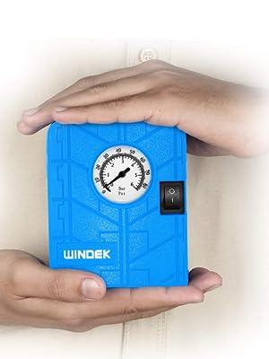 Portable Windek Tire Inflator