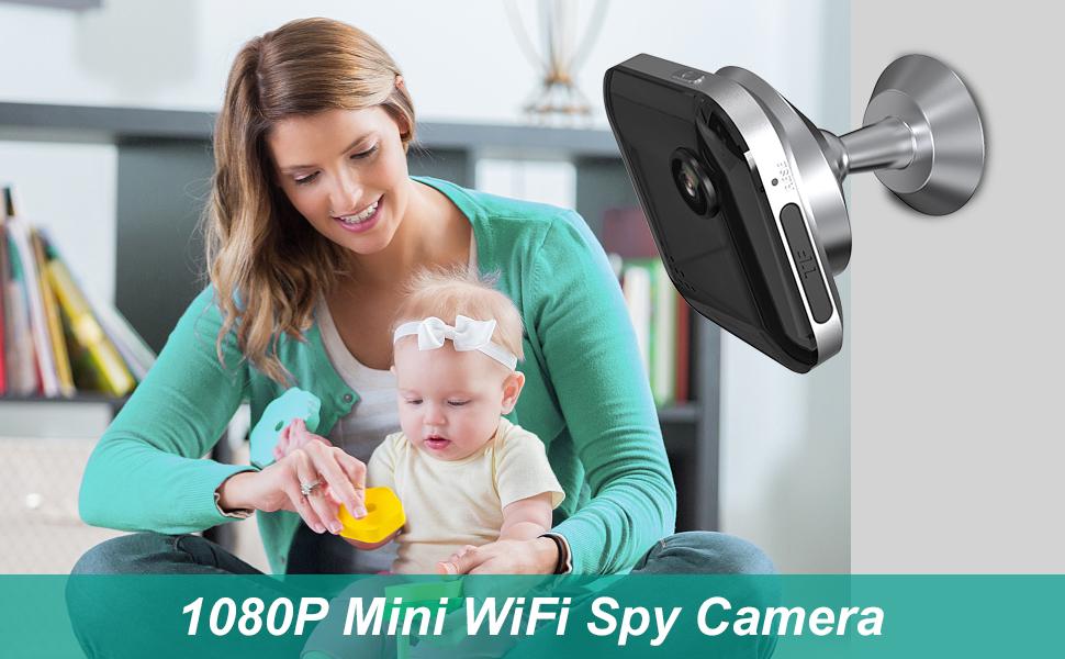 1080P Wireless Spy Cam