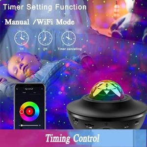 timer setting