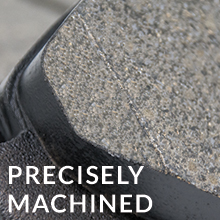 Precisely Machined