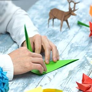 origami paper kit 50%