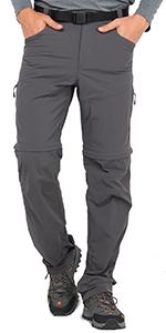118men's convertible pants