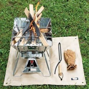 Mini bonfire