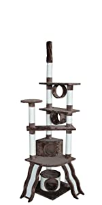 CozyCatFurniture Extra Large Floor to Ceiling Cat Tree Cat Tower
