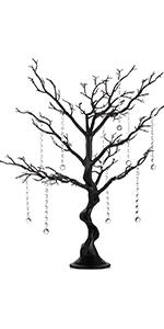 artificial tree centerpiece