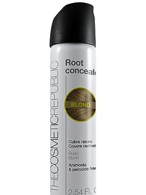 THECOSMETICREPUBLIC - Cubre Raíces Rubio / Root Concealer ...