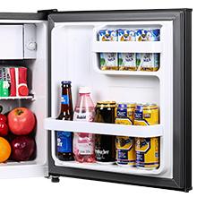 compact refrigerator Small fridge mini freezer dorm apartment kitchen office energy-saving bedroom